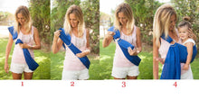 Load image into Gallery viewer, Sukkiri Baby Water Sling/ Mesh Sling
