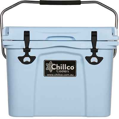 20 Litre Sky Blue Esky Cooler - Tradies Lunchbox
