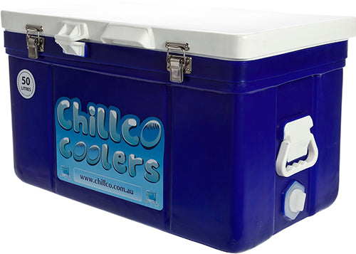50 Litre Dark Blue Esky Cooler