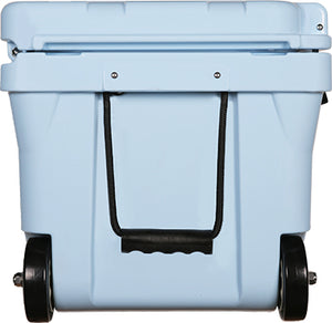 70 Litre with Wheels Sky Blue Esky Cooler