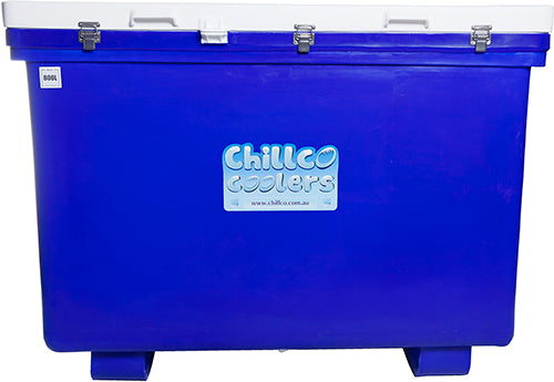 800 Litre Dark Blue Esky Cooler