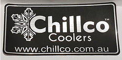 Chillco Coolers Sticker