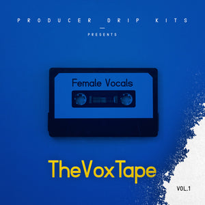 The Vox Tape Artwork https://youtu.be/YUQAID6Kr5c