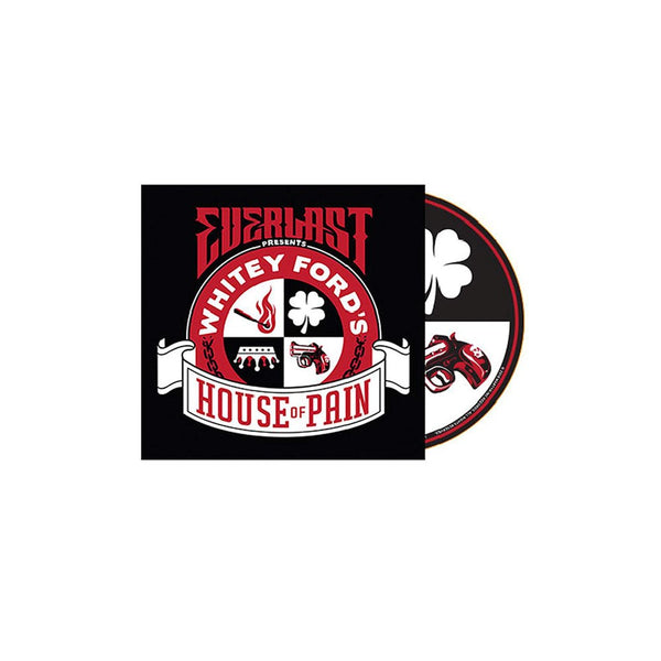 Everlast Presents - Whitey Fords House Of Pain CD