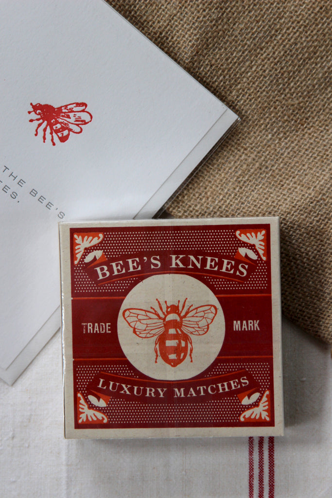 Bee's Knees Luxury Matches