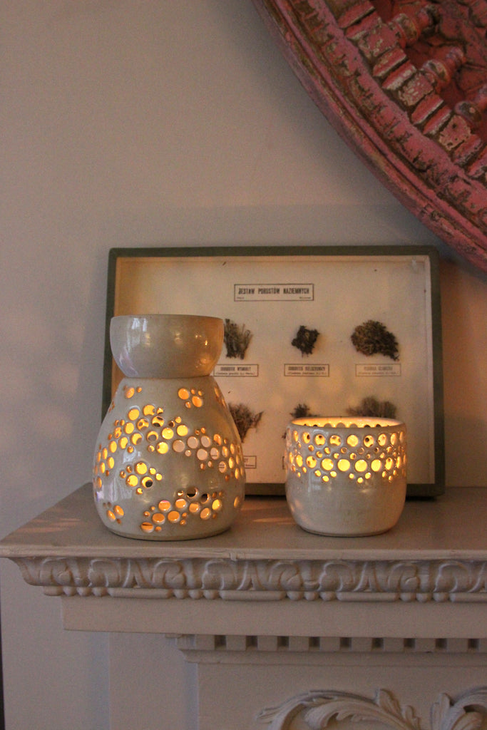 Handmade Tealight Votive Top Tall