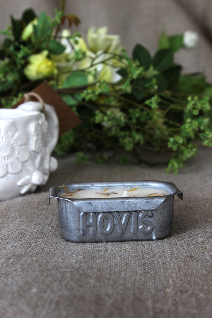 Vintage Hovis Tin - Fresh Fig