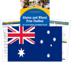 GlutenFree Passport Gluten Free Travel Paks Australia Gluten Free Travel Kit