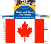 GlutenFree Passport Gluten Free Travel Paks Canada Gluten Free Travel Kit