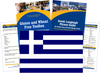 Greece Gluten Free Travel Kit