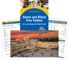 GlutenFree Passport Gluten Free Travel Paks Israel Gluten Free Travel Bundle