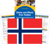 GlutenFree Passport Gluten Free Travel Paks Norway Gluten Free Travel Kit