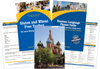 GlutenFree Passport Gluten Free Travel Paks Russia Gluten Free Travel Bundle