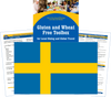 GlutenFree Passport Gluten Free Travel Paks Sweden Gluten Free Travel Kit