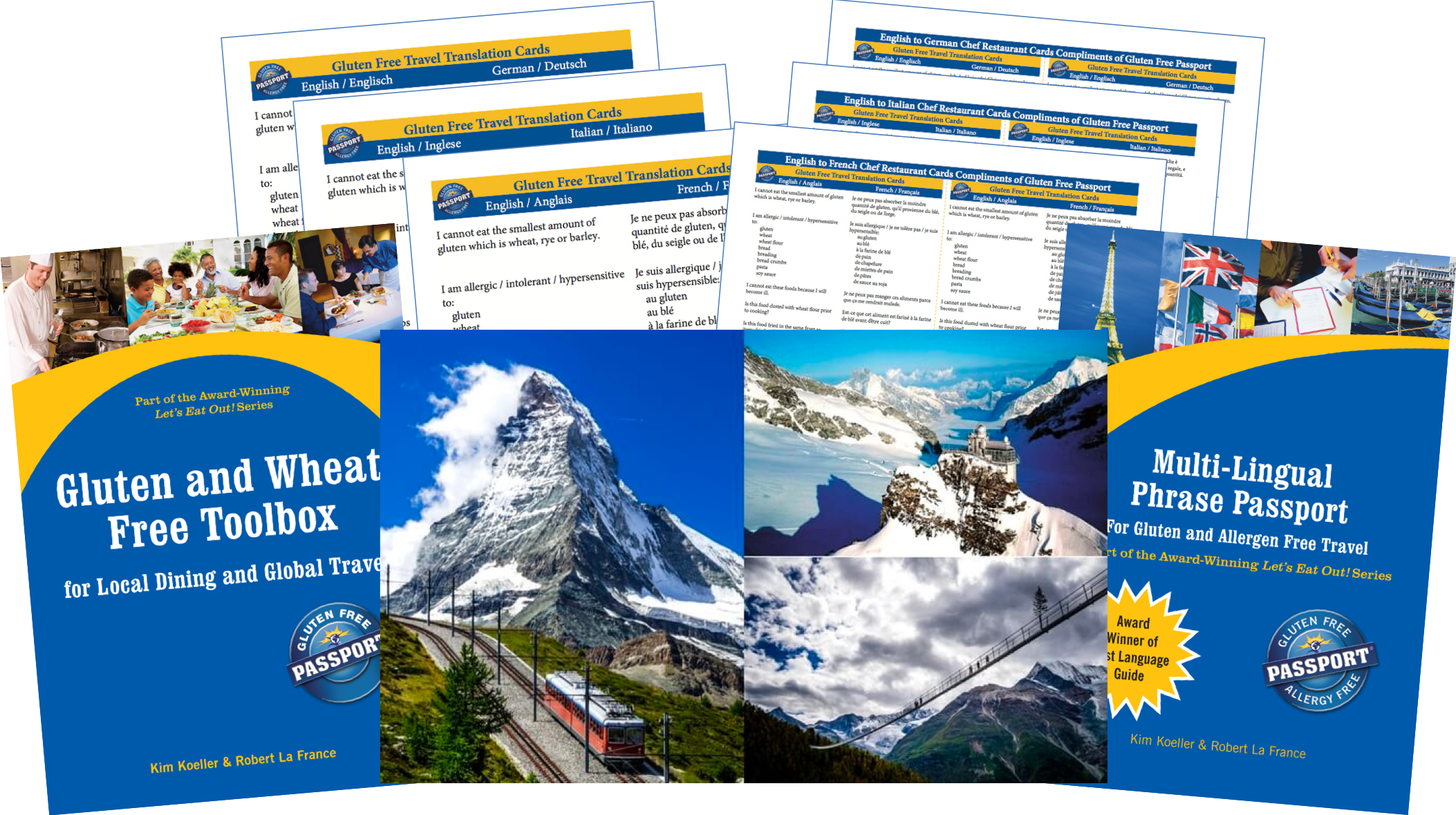 Amount Deutsch switzerland gluten free travel bundle