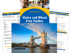 GlutenFree Passport Gluten Free Travel Paks UK Gluten Free Travel Bundle