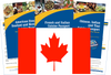 GlutenFree Passport Travel Paks (Paper) Canada Gluten Free Travel Kit (PAPER)