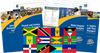 GlutenFree Passport Travel Paks (Paper) Caribbean Gluten Free Travel Kit (PAPER)