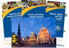 GlutenFree Passport Travel Paks (Paper) Latvia Gluten Free Travel Bundle (PAPER)