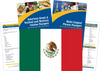GlutenFree Passport Travel Paks (Paper) Mexico Milk Allergy Travel Bundle (PAPER)