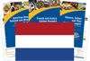 GlutenFree Passport Travel Paks (Paper) Netherlands Gluten Free Travel Kit (PAPER)