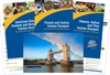 GlutenFree Passport Travel Paks (Paper) UK Gluten Free Travel Bundle (PAPER)