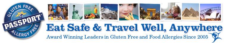 Gluten & Allergy Free Passport