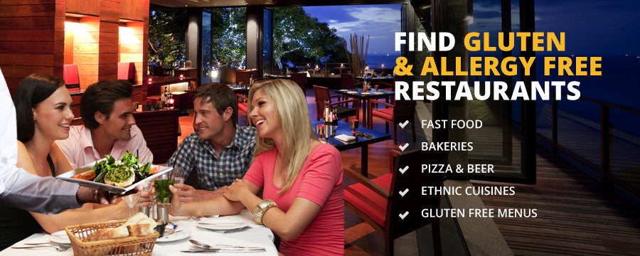 Gluten Free Passport Fast Food Chains and Restaurants
