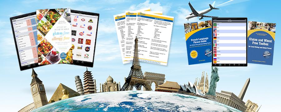 Gluten Free Passport Cards and Guides