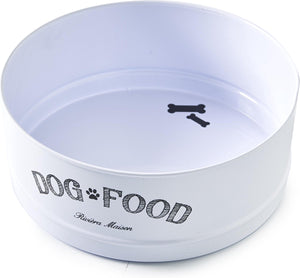HAPPY DOG FOOD BOWL