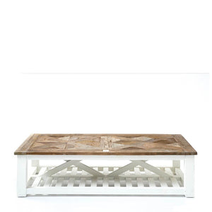 Chateau Chassigny Coffee Table - Joinwell Malta