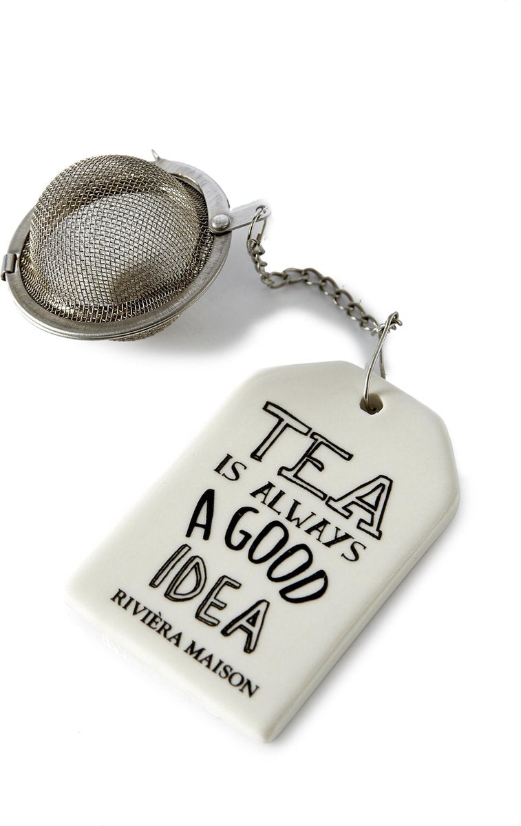 Tea Label Tea Infuser - Joinwell Malta