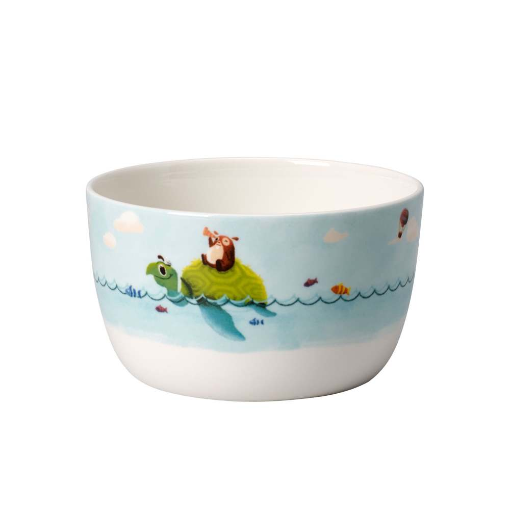 VILLEROY & BOCH CHEWY AROUND THE WORLD CEREAL BOWL