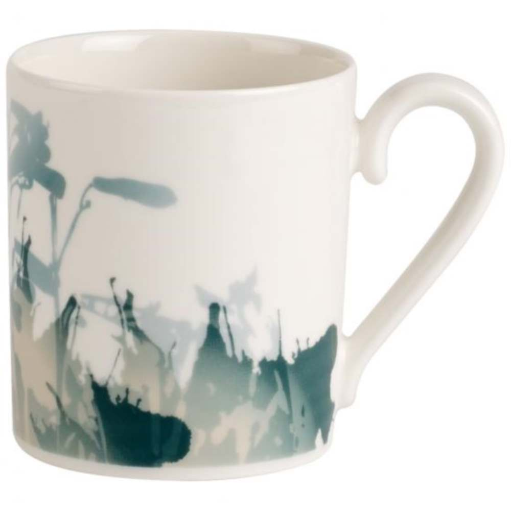 VILLEROY & BOCH LITTLE GALLERY MUG IMPERIO GREEN