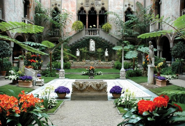 The Enduring Appeal of Courtyards