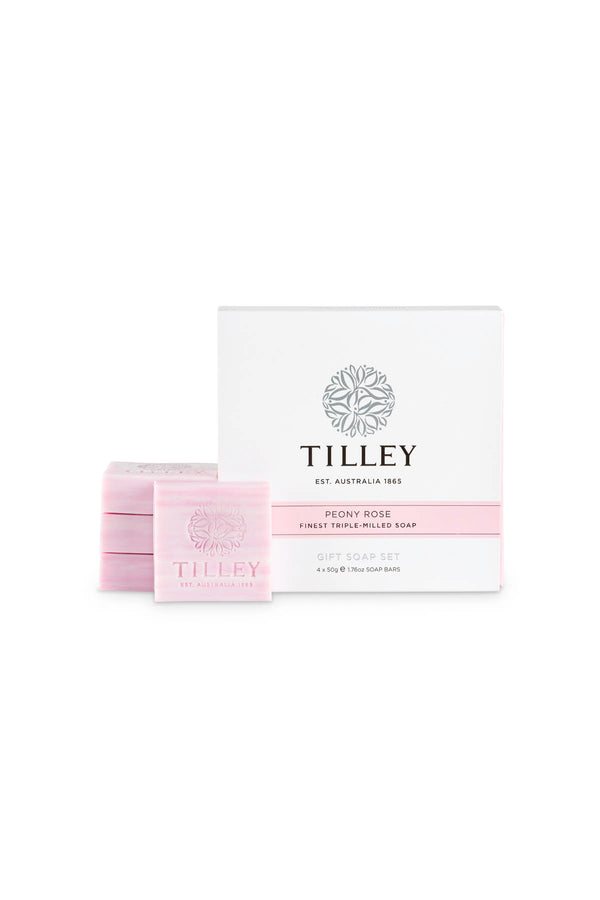 Tilley gift box soap