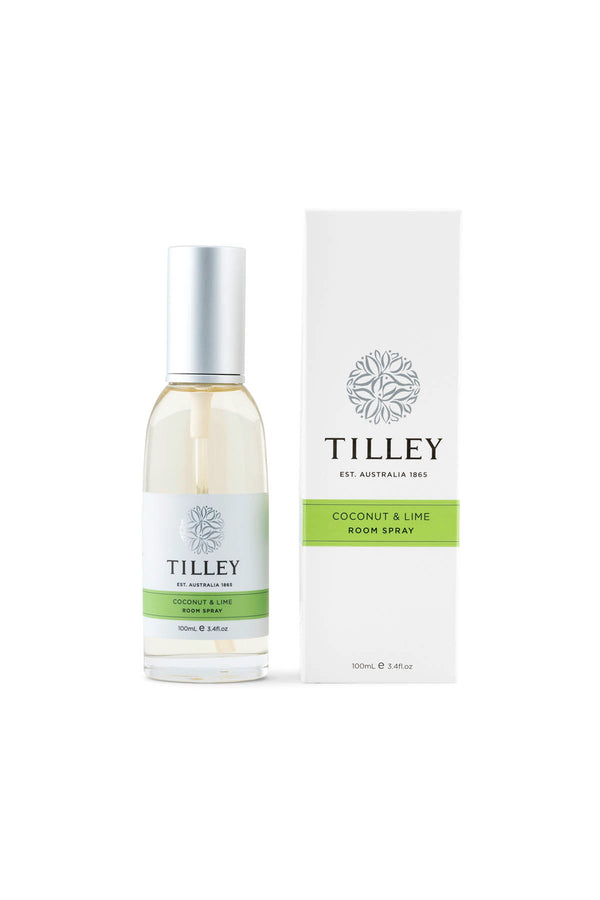 Tilley room spray