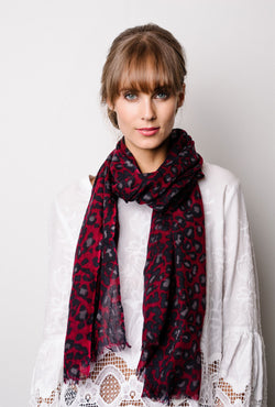 Briarwood long single scarf