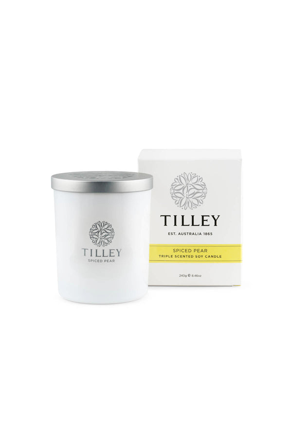 Tilley Soy candle
