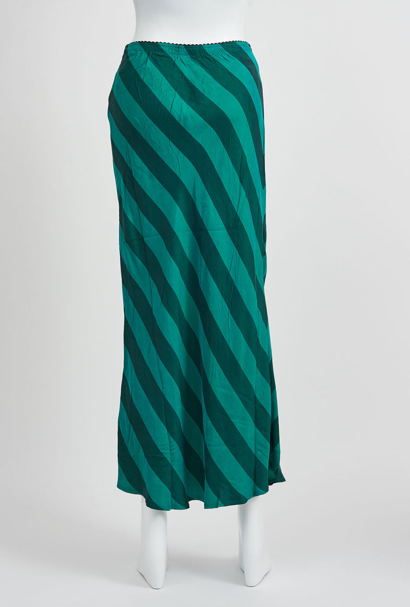 HATTIE STRIPES GREEN
