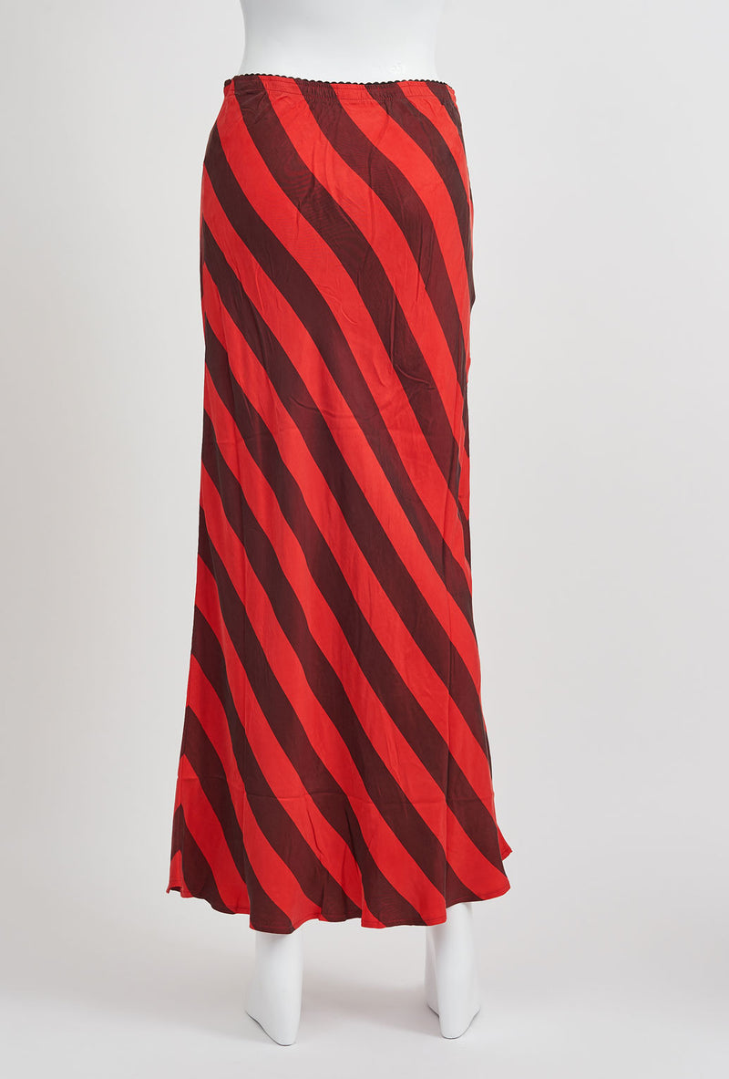 HATTIE STRIPES RED