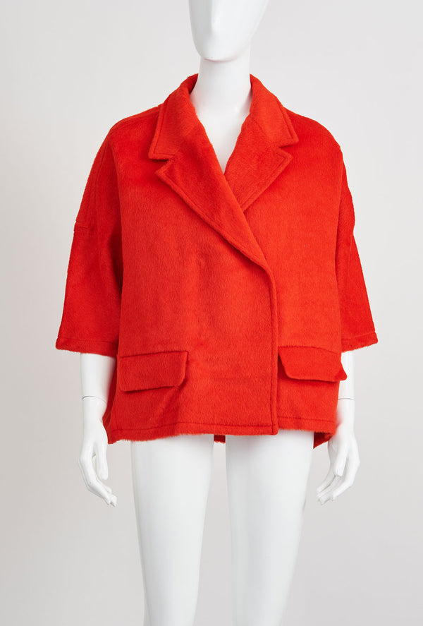 Briarwood orange Maria jacket