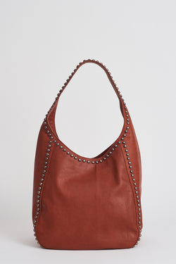Briarwood Pippa brandy shoulder bag