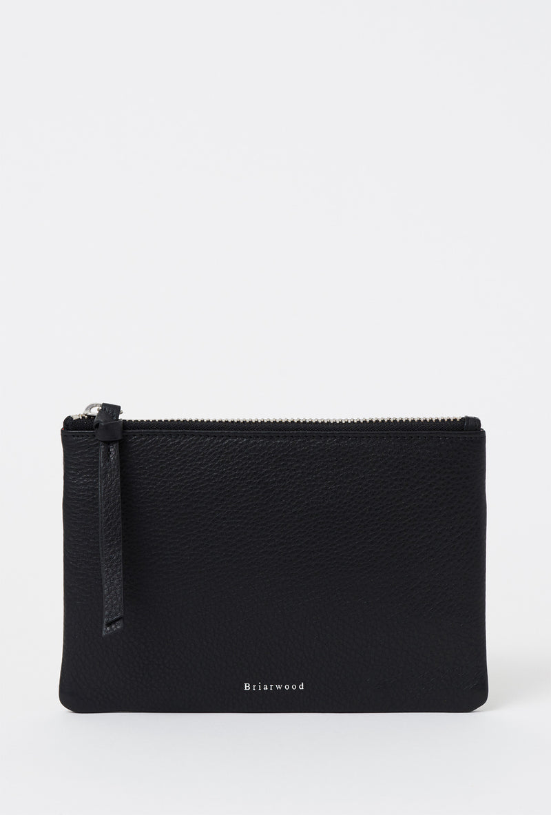 Briarwood Princess black pouch