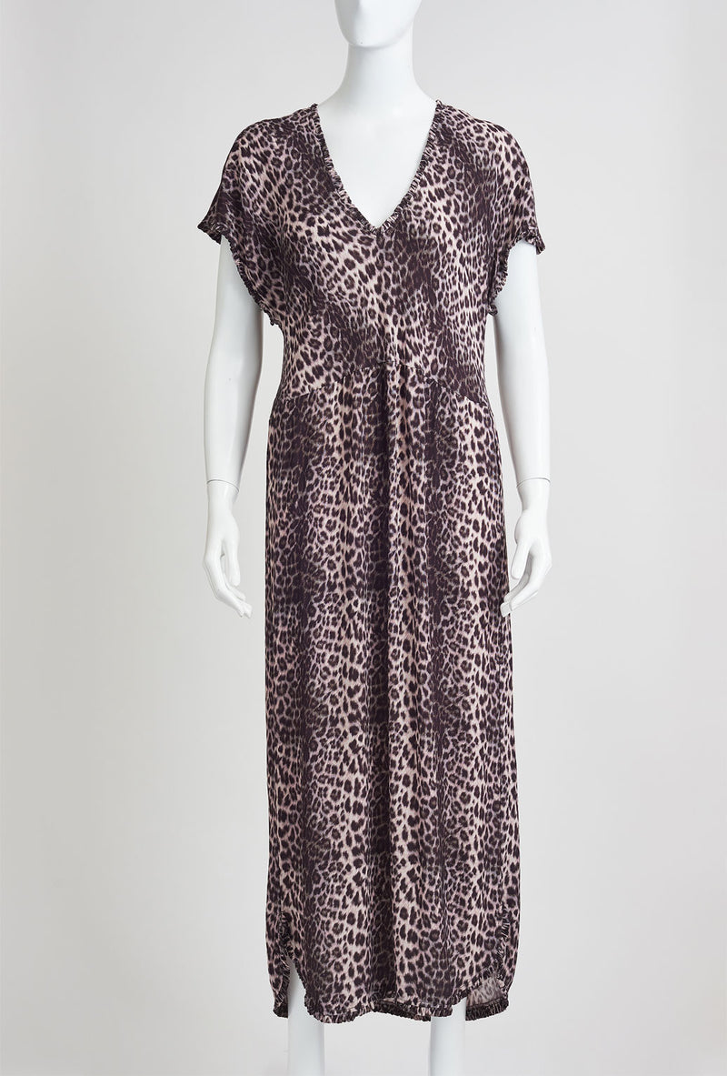 Briarwood Taylor leopard dress