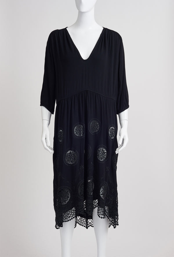 Briarwood Texas black dress