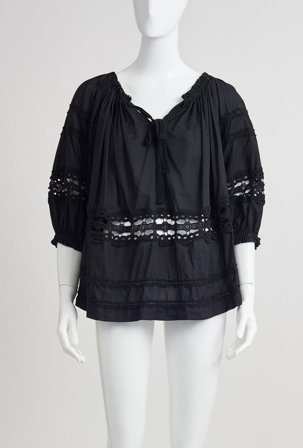 Briarwood Topaz black top
