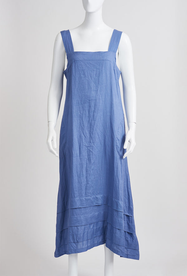 Briarwood Webster cornflower dress