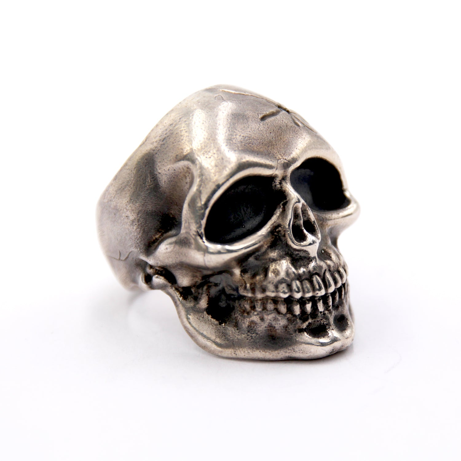 the old classik skull ring