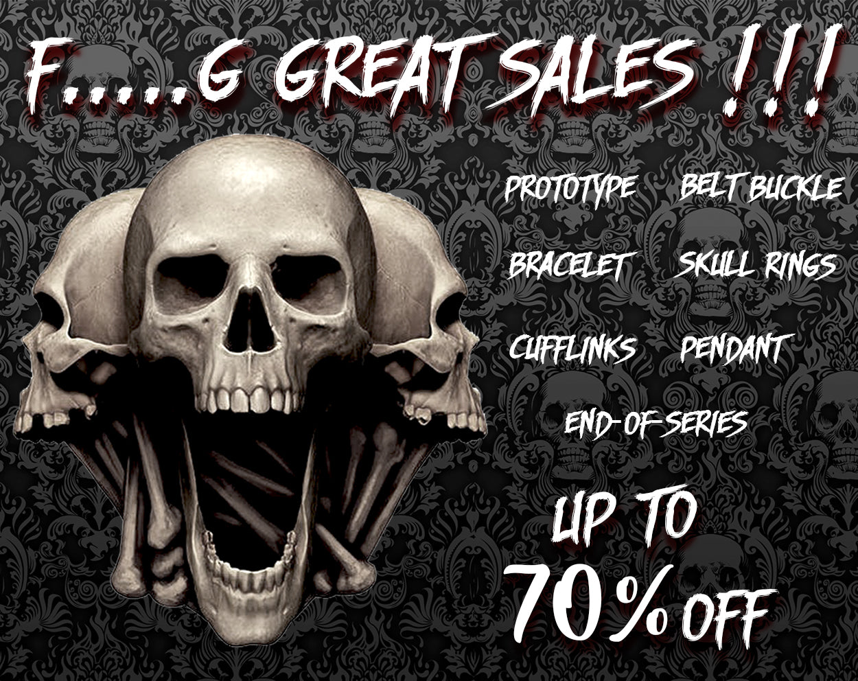 fucking great sales 2 Saints up to 70% off